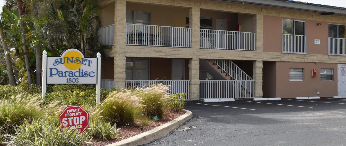 Sunset Paradise Condominium Association, Inc.